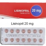 Lisinopril 20 mg